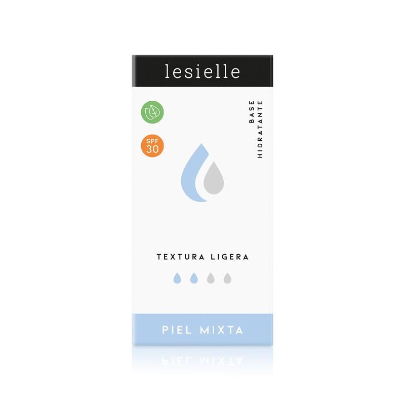 Base peau  MIXTE | texture LÉGÈR NATURE | SPF 30
