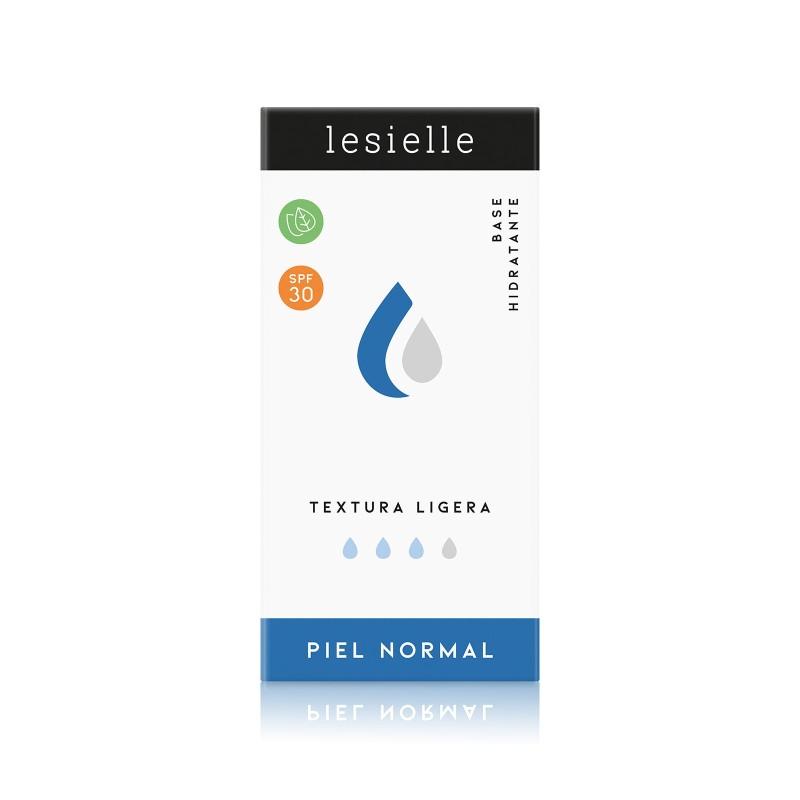 Base peau  NORMAL | texture LÉGÈR NATURE | SPF 30