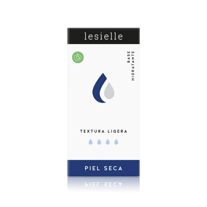 Base peau SECHE texture LÉGÈR NATURE