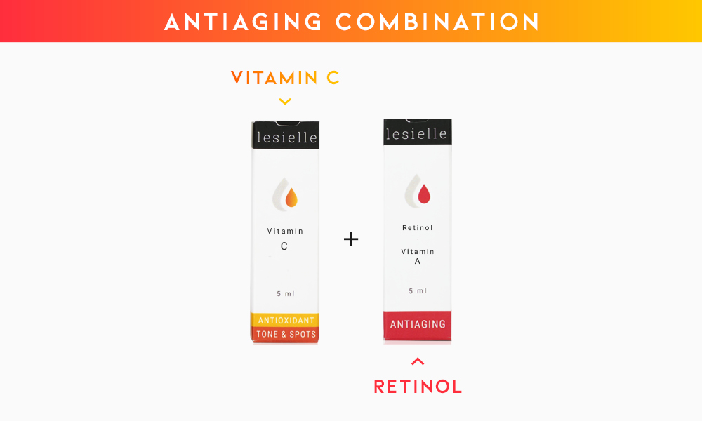antiaging combination