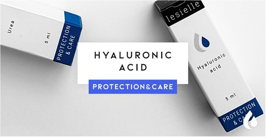 Hyaluronic acid in skin care: what is it and what is it used for?