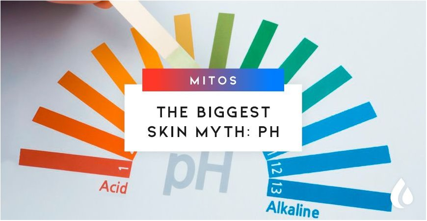 The biggest myth of the skin: pH 5.5