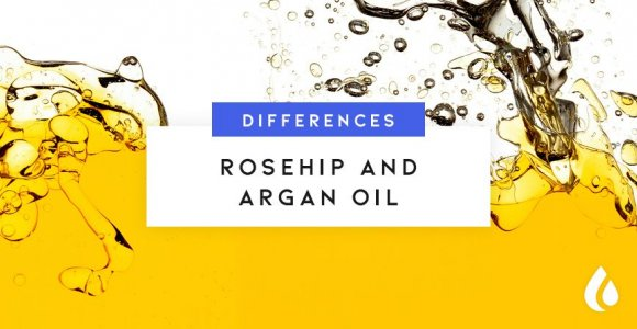 Differences between Rosehip Oil and Argan Oil