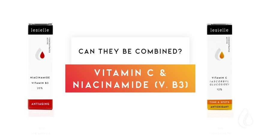 Can Vitamin C and Vitamin B3 be used together?