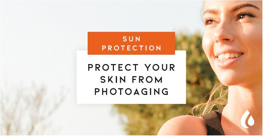 The best ally against photoaging: Sun protection